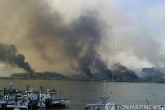 南北朝鮮 砲撃戦で韓国側の死者が数十人に上るとの現地報道