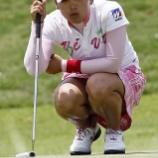 『女子ゴルファ~有村知恵 【ゴルフまとめ・ゴルフウェア 激安 】』の画像