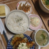 『【かあさん…⁉】nana's green teaの実家風定食』の画像