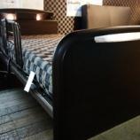 『ドリームベッドの電動ベッドのRELAX TIME 144・2モーターにSerta社の電動マットレスをセット』の画像