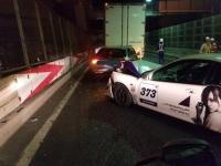 【乃木坂46】梅澤美波の車、交通事故で大破...(画像あり)