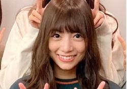 めちゃかわwww 北野日奈子ちゃんのこの髪形ぐうかわすぎひん???