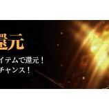 『【光を継ぐ者】オールデイ還元キャンペーンのご案内』の画像
