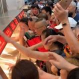 『【COST】コストコ絶好調!米中貿易戦争の影響ゼロで株価最高値更新、上海に客殺到!!』の画像