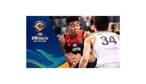 【韓国の反応】U19バスケ日本代表が韓国に逆転勝利、最終Qで11点差をひっくり返す