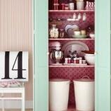 『KitchenAid(キッチンエイド)のスタンドミキサーあるキッチンがレトロで素敵! 3/3』の画像