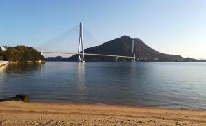 大三島からサイクリングする
