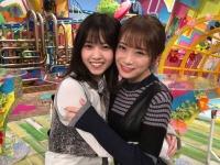 【乃木坂46】秋元真夏と西野七瀬が抱擁を交わす!!!(画像あり)