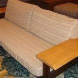 『客主人に納品した柏木工のソファー』の画像