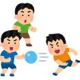 ドッジボール、いつまで経ってもオリンピック種目にならない