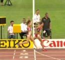 【女子1万m】 ゴール直前で「やった、銅メダル!」とバンザイした瞬間に追い抜かれて4位に