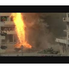 【画像】ミサイル攻撃ドローン1つで破壊される戦車はもう不要 英国では生産終了