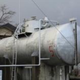 『放置貨車 タム200形タム233』の画像