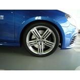 『VW Golf R専用 Eibachスプリングセットを装着!』の画像