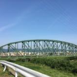 『ブラタモリで話題に!日本最大級の無橋脚トラス構造の鉄橋「近鉄京都線 澱川橋梁(よどがわきょうりょう)」』の画像