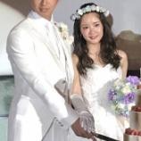 『【元乃木坂46】結婚式の写真も!畠中清羅、プロポースからの結婚エピソードを語る・・・』の画像