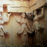 『行った気になる世界遺産 スヴェシュタリのトラキア人の墳墓』の画像