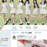 『[イコラブ] みりにゃ Twitterフォロワーが10万人おめでとう!【大谷映美里】』の画像