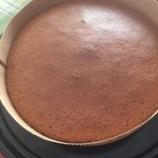 『明日でヒキニート卒業するからチョコケーキ作るお(・∀・)』の画像