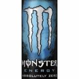 『【コンビニ:エナジードリンク】MONSTER - ABSOLUTELY ZERO』の画像