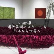 草間彌生、村上隆らの作品が集結!『STARS展:現代美術のスターたち―日本から世界へ』