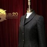 『店頭1点物 ドレススーツ完成。』の画像