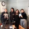 ライブなどで活躍するロックバンド「FIX」がCDメジャーデビュー記念にFM世田谷番組「昭和バンザイ」(提供:西部ピアノ)に出演します!