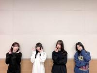【乃木坂46】渡辺みり愛が赤髪になってる!!!!!!!