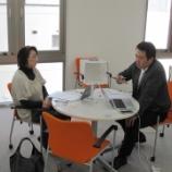 『EQWELチャイルドアカデミー釧路教室の古谷さんと情報発信についてディスカッションしました!』の画像