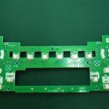 『レクサスGS ナビ、オーディオパネルのLED打ち換え(交換)作業』の画像