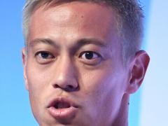 日本サッカー界で本田圭佑 待望論!
