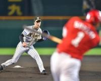 【阪神】青柳、5回2/3無失点の好投で交代