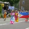 2014年横浜開港記念みなと祭国際仮装行列第62回ザよこはまパレード その45(横浜マニラ友好委員会)