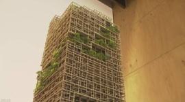 【住友林業】木造地上70階建ての高層ビル実現へ…11階建て以上の例なし