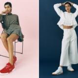 『mita sneaker レトロモデルにパテントレザーを使用した Reebok x Opening Ceremony コレクション』の画像