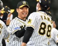 阪神西勇輝4度目完投で11勝目「来年は日本一に」