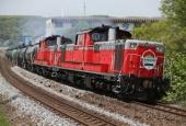 『2014/5/29運転 北海道石油輸送貨物列車廃止』の画像