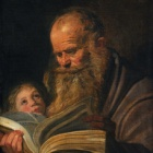 『NO8キリストの弟ヤコブは義人と呼ばれ、旧約と新約をつないだ人です。』の画像