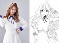 永尾まりやが「咲-Saki-」の実写版に出演決定!