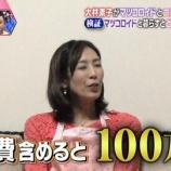 『大林素子、彼氏のショーパブのダンサーに100万円奪われた過去をマツコロイドに告白【画像】』の画像