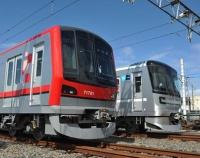 『東武鉄道70000系電車 お披露目』の画像