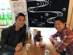 【 画像 】久保裕也と浅野拓磨が2人で食事!久保が男前に見えるw