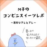 『M子コンビニスイーツレポ〜濃厚なアレとアレ〜』の画像