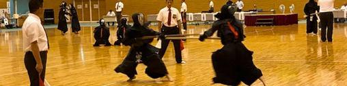 宮城県銃剣道連盟 イメージ画像