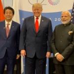 【G20】日米で韓国外し!日韓会談なし、米韓は立ち話、さらに、日米印首脳会談 [海外]