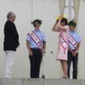 2014年湘南江の島 海の女王&海の王子コンテスト その58(海の女王2013返還式)の2(荒川千登勢)