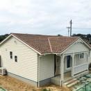 春に着工のお宅、続々完成。