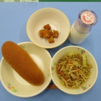 【悲報】愛知県の給食を超える節約給食が埼玉県で発見されるwwwwwww
