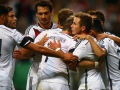 EURO予選のドイツvsポーランドがバイエルンの練習試合みたい!?