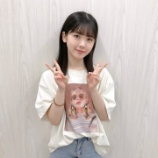 『【乃木坂46】くっそかわえええ!!!本日、最新の筒井あやめさん、Tシャツが・・・あ、あれ・・・!!??』の画像